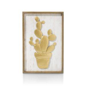 Coco Maison Cactus wanddecoratie