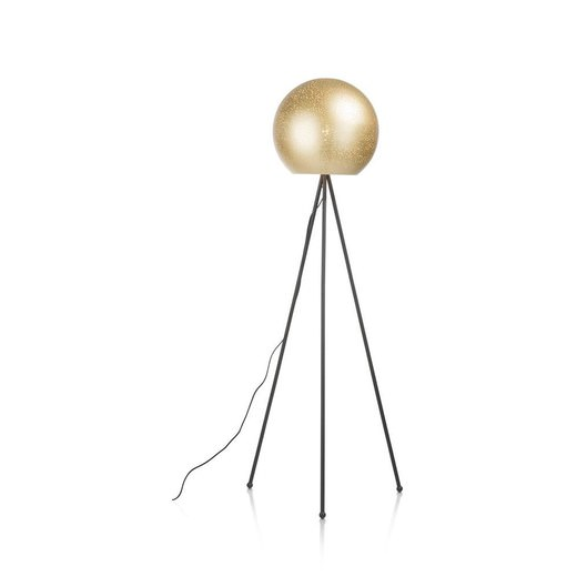 Coco Maison Chiara vloerlamp goud