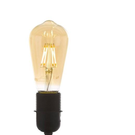 Coco Maison filament bulb E27 warm gold