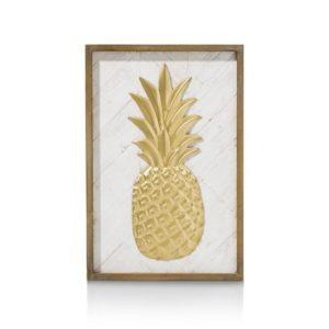 Coco Maison pineapple wanddecoratie