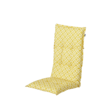 Hartman Hoge Rug Kussen Sara Yellow