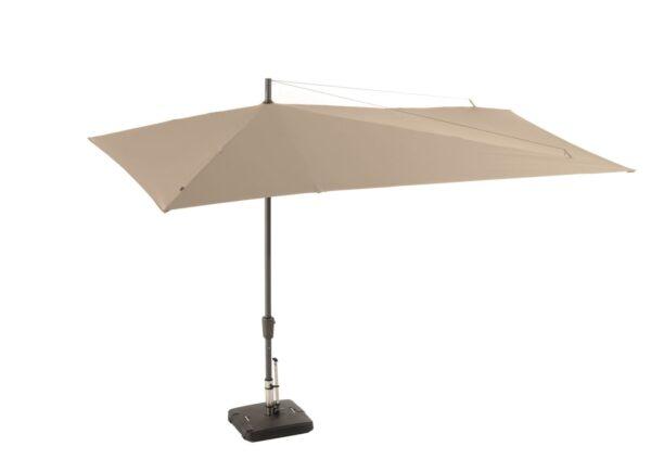 Madison Parasol Asymetric Ecru
