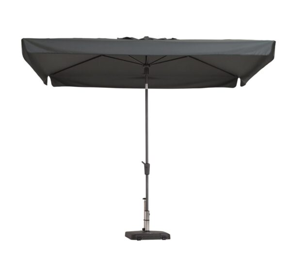 Madison Parasol Delos Luxe 200x300 cm Grey