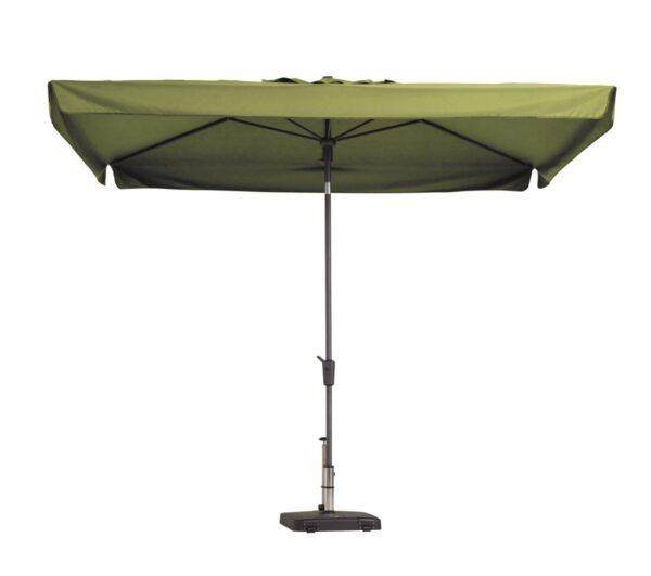 Madison Parasol Delos Luxe 200x300 cm Sage