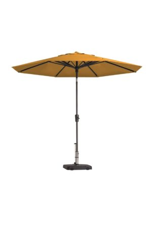 Madison Parasol Paros Luxe 300 cm Yellow