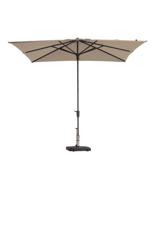 Madison Parasol Syros Luxe 280x280 cm Ecru