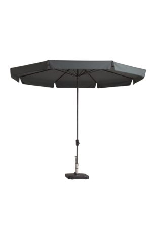 Madison Parasol Syros Luxe 350 cm Grey