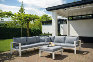 Trapeze hoek loungesets
