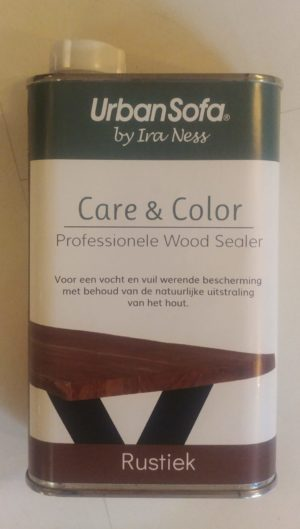Urbansofa Care en Color rustiek