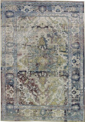 Zabol light multi vloerkleed 160 x 230 cm