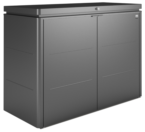 Biohort Highboard 160 Donkergrijs Metallic