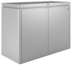 Biohort Highboard 160 Zilver Metallic