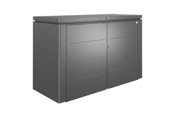 Biohort Highboard 200 Donkergrijs Metallic