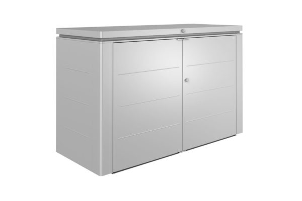 Biohort Highboard 200 Zilver Metallic