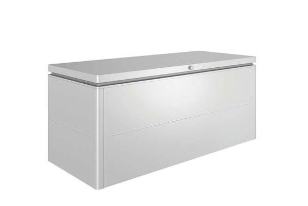 Biohort LoungeBox 200 Zilver Metallic