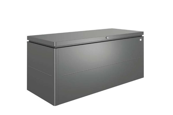 Biohort LoungeBox 200 Donkergrijs Metallic