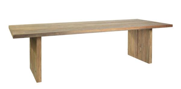 Max & Luuk Tuintafel Sevilla Teak 280x100 cm