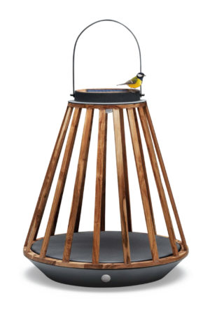 Suns Tuinlamp Mrs Solar Kate XL Grijs