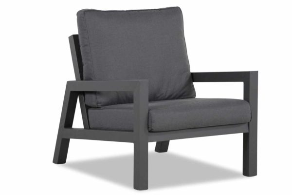 Suns Loungechair Lago Matt Royal Grey