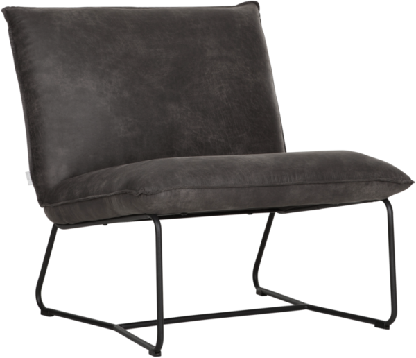 d-Bodhi Delaware fauteuil charcoal