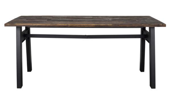 Dutchbone Crude eetkamertafel 180 x 90 cm
