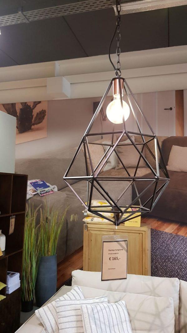 Hanglamp Startup showroommodel