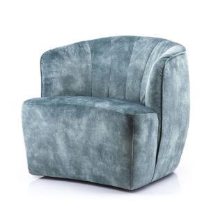 Eleonora Michelle fauteuil blauw adore