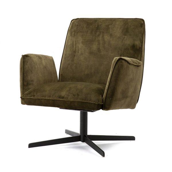 Eleonora Vivian fauteuil groen adore