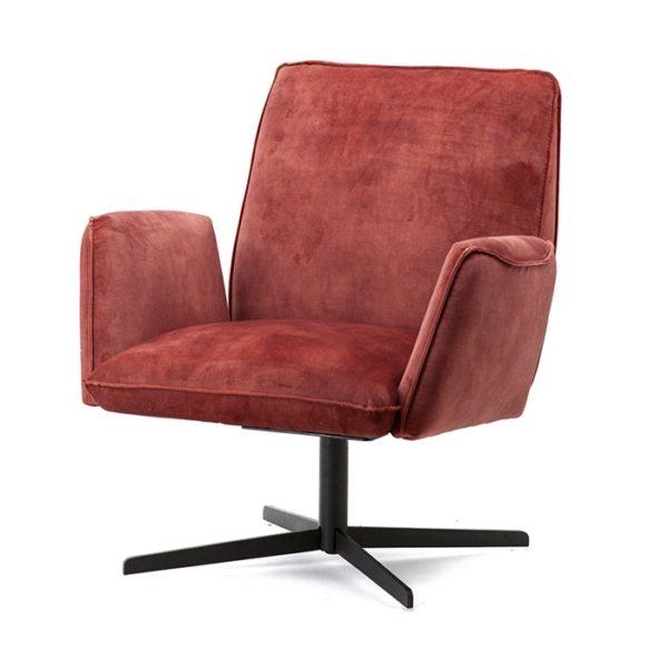 Eleonora Vivian fauteuil roze adore