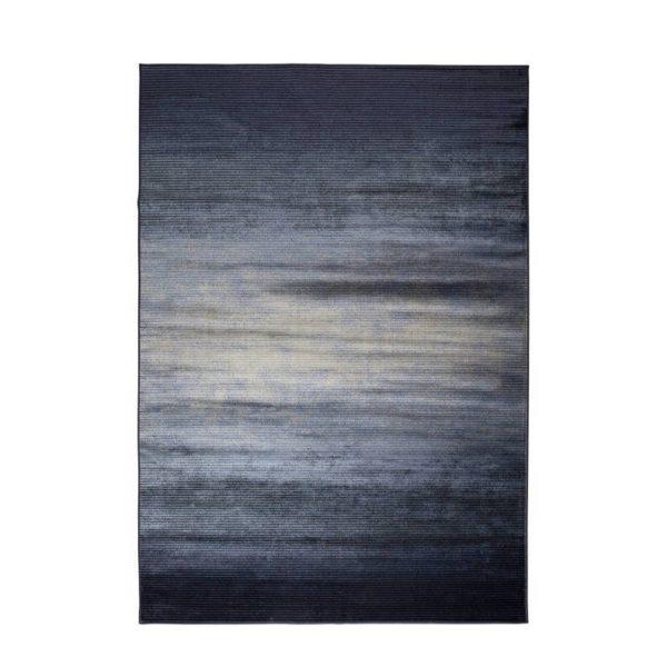 Zuiver Obi vloerkleed 200 x 300 cm blauw