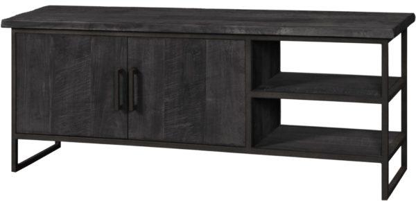 d-Bodhi Timeless Beam tv meubel 140 cm zwart
