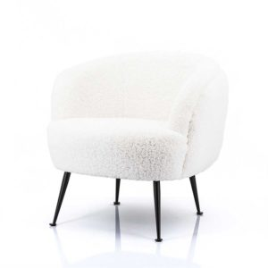 By Boo Babe fauteuil wit