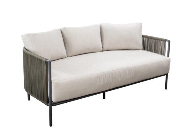 Yoi Lounge Sofa Umi Rope Green