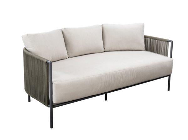 Yoi Lounge Sofa Umi Rope Green