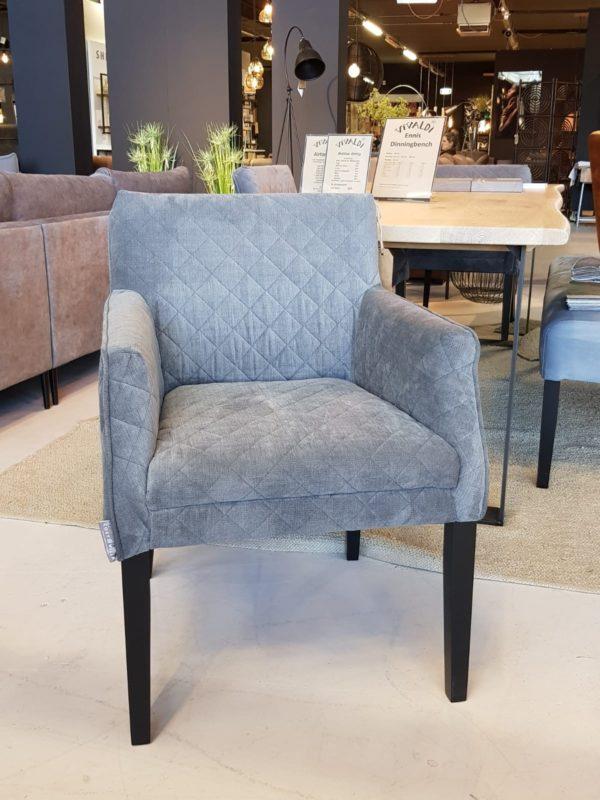 Cosy Villa Mallow dining chair laatste drie showroommodellen