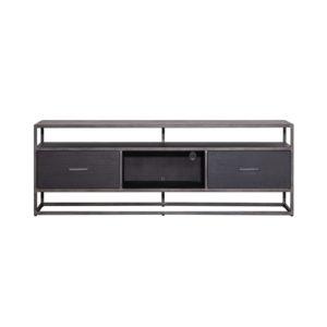 Eleonora Hudson tv dressoir 150 cm zwart