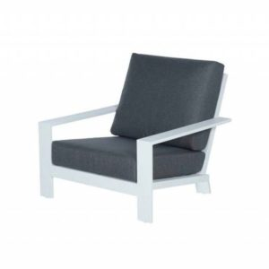 Garden Impressions Loungechair Lincoln Wit