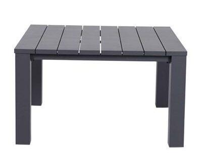 Garden Impressions Lounge Diningtafel Cube Carbon Black
