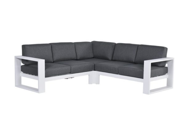 Garden Impressions Loungeset Cube Wit