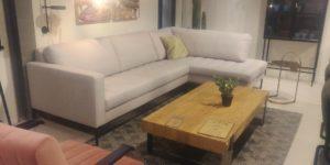 Montego 2,5 zits met longchair showroommodel