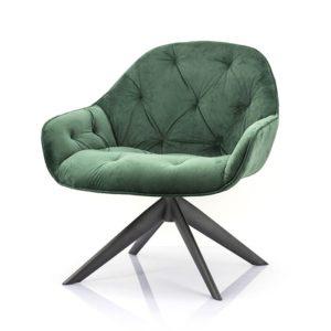 Eleonora Joy fauteuil winnfield groen