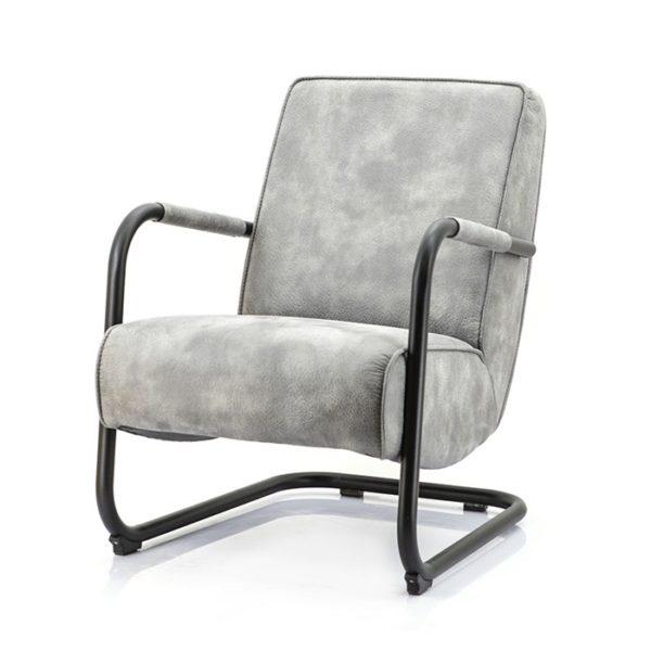 Eleonora Pien fauteuil Cherokee antraciet