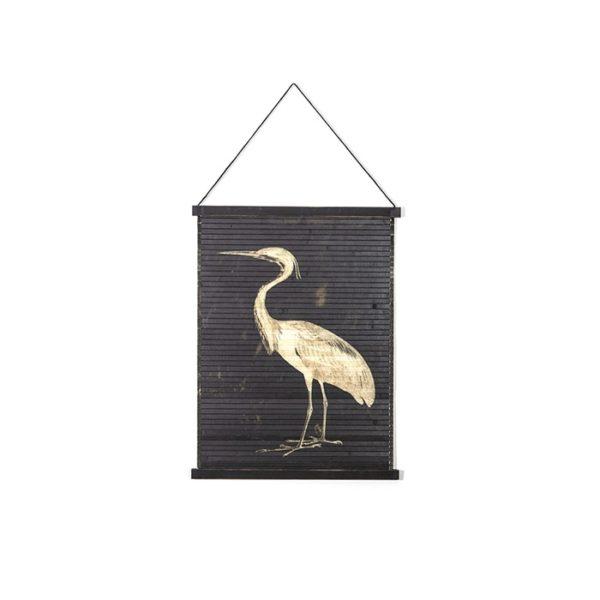 By Boo Miyagi bird small wanddecoratie