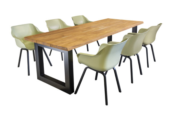 Hartman Tuinset Sophie Madeira French Green 7-Delig