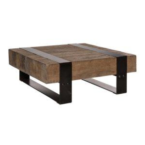 Mysons Block salontafel 80 x 80 cm showroommodel