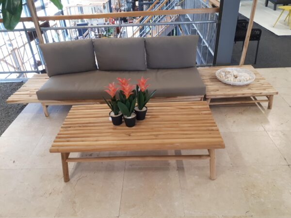 Apple Bee Loungeset Twiggy Teak Showroomset