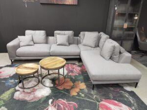 Ibiscana 3 zits met longchair showroommodel