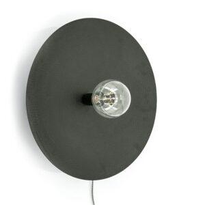 By Boo Horus wandlamp large zwart