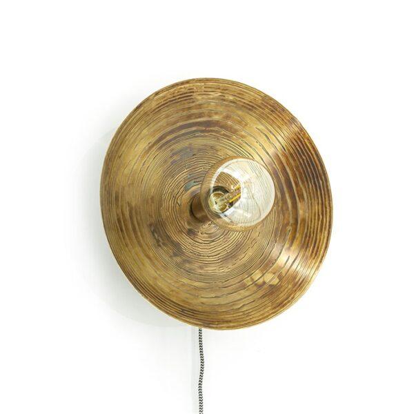 By Boo Horus wandlamp small brons