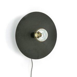 By Boo Horus wandlamp small zwart